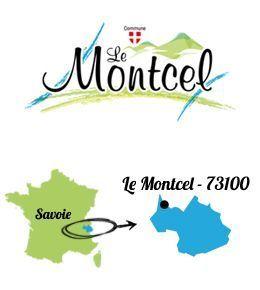 Mairie de la commune du Montcel en Savoie (73100)